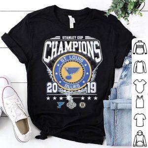 Stanley cup champions st.louis blues 2019 shirt