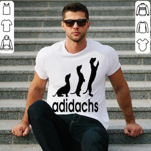 adidachs Dachshund shirt