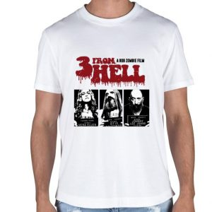 3 From Hell A Rob Zombie film shirt
