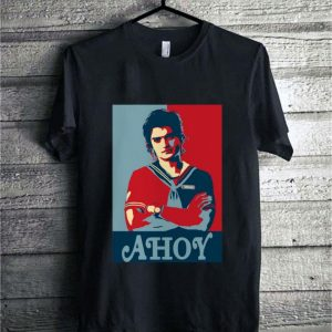 AHOY Steve Harrington Vintage Stranger Things 3 shirt