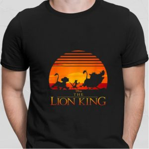 Disney The Lion King Sunset shirt