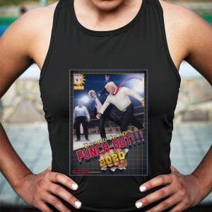 Donald Trump's Punch-Out 2020 shirt sweater 2