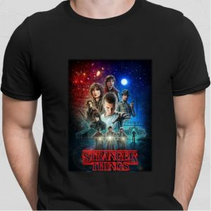Eleven Stranger Things Friendship Netflix shirt