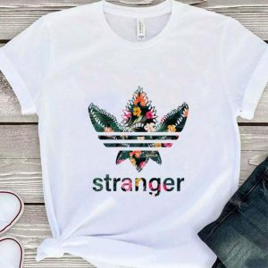 Flower Demogorgon Adidas Stranger Things shirt