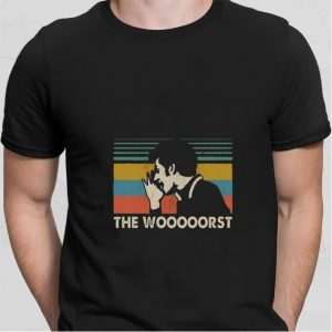 Jean Ralphio Saperstein The wooooorst vintage shirt sweater