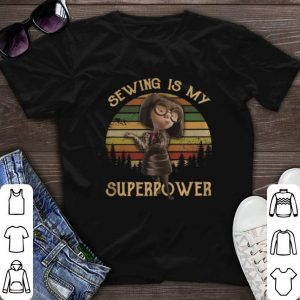 Mode sewing is my superpower sunset Edna shirt