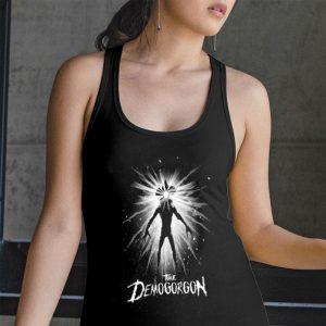 Stranger Things The Demogorgon shirt