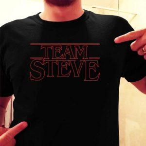 Team Steve Harrington Stranger Things shirt