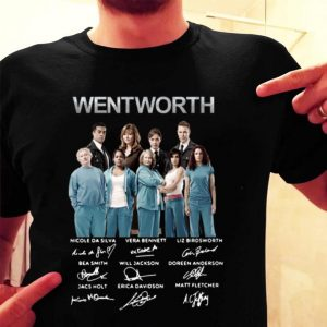 Wentworth Nicole Da Silva Vera Bennett Signatures shirt