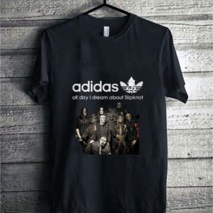 adidas all day i dream about Slipknot shirt sweater