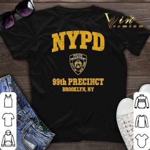 NYPD Police Department City Of New York 99th Precinct Brooklyn shirt sweater