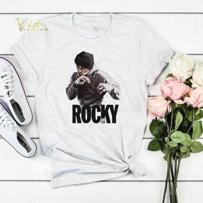 Anniversary 40th Rocky Balboa Rocky shirt 4 - Anniversary 40th Rocky Balboa Rocky shirt