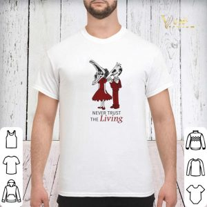 Beetlejuice Never trust the living shirt sweater 2