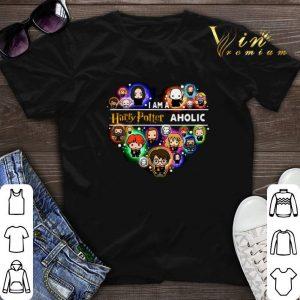 I Am A Harry Potter Aholic shirt sweater