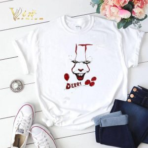 Pennywise IT Derry shirt sweater