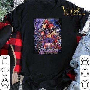 80s Avengers End Of An Era shirt sweater 1
