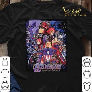 80s Avengers End Of An Era shirt sweater 2