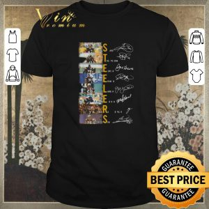 Awesome Steelers Hines Ward Troy Polamalu Joe Greene Jerome Bettis shirt sweater