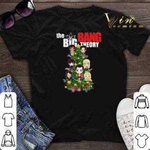 Christmas Tree The Big Bang Theory shirt