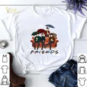 Friends The Beatles shirt