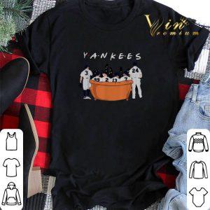 Friends Tv Show New York Yankees shirt