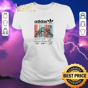 Hot Signatures adidas all day i dream about The Rocky Horror Show shirt