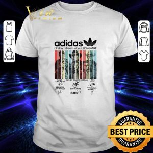 Hot adidas all day i dream about Longmire signatures vintage shirt