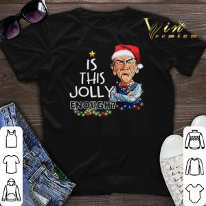 Jeff Dunham is this Jolly enough shirt sweater