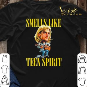 Kurt Cobain Nirvana Smells Like Teen Spirit shirt sweater 2