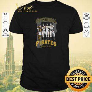 Nice Kiss Pittsburgh Pirates Dressed to Kill shirt sweater