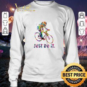 Nike Just Do It Cycling shirt 2
