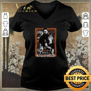 Official Michael Myers Halloween the night he came home 1978 shirt sweater