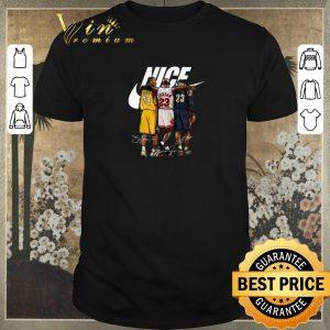 Official Nike Kobe Bryant Michael Jordan LeBron James shirt sweater