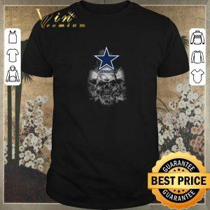 Premium Dallas Cowboys Dark skulls shirt sweater