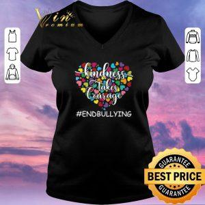 Premium Teacher Kindness Takes Courage Endbullying shirt sweater