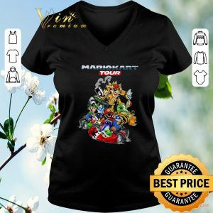 Pretty Super Mario Kart Tour shirt sweater