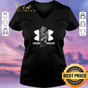 Pretty Under Armour Baby Groot Hug Teddy Bear Autism shirt sweater