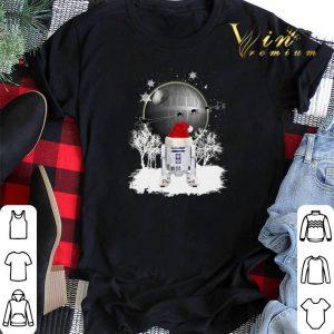 R2D2 Santa Christmas Death Star Star Wars shirt sweater