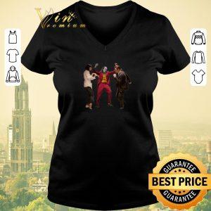 Top Mia Wallace Joker and Vincent Vega Pulp Fiction dance shirt sweater