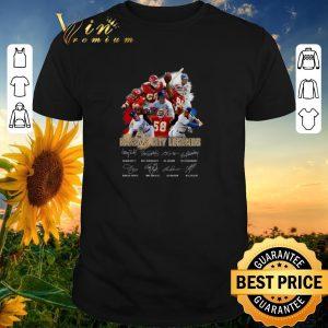 Top Signatures Kansas City Chiefs Legends shirt