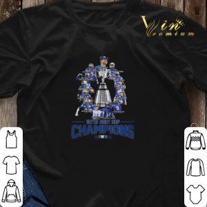 107th Grey Cup Champions 2019 Winnipeg Blue Bombers players shirt sweater 2