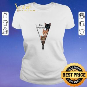 Awesome Cat ew people shirt sweater