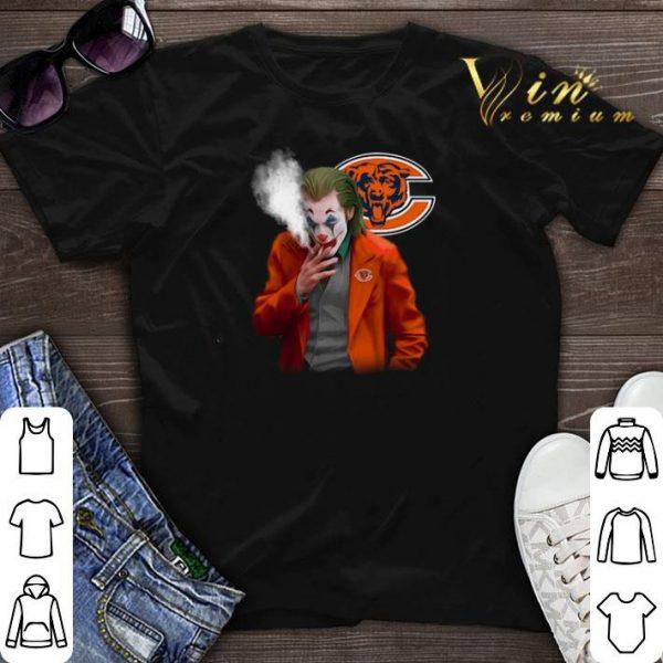Chicago Bears Joker 2019 smoking shirt sweater