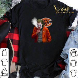Chicago Bears Joker 2019 smoking shirt sweater 1