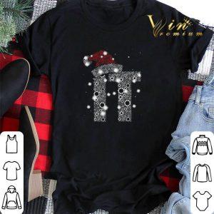 Diamond IT Santa Christmas shirt sweater