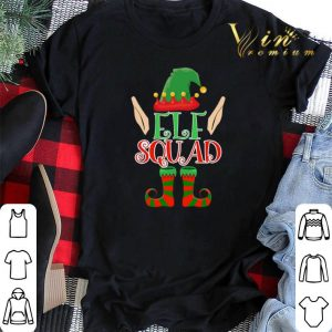 Family Elf Squad Christmas shirt sweater