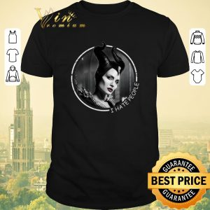 Funny Maleficent 2019 i hate people shirt sweater
