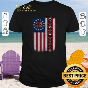 Funny Tennessee Volunteers Betsy Ross flag shirt 2020