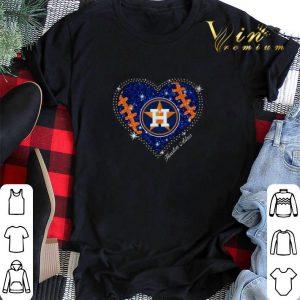 Glitter Love Houston Astros shirt sweater
