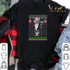 Harley Quinn Ugly Christmas sweater 1